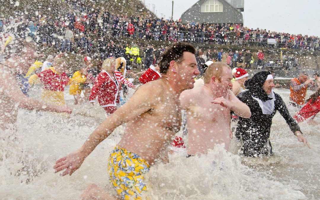 Boxing Day Dip Cancelled