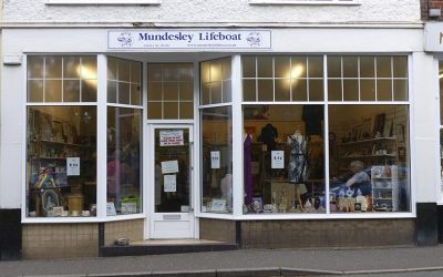 Charity Shop Closed Due to Fire